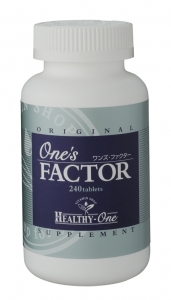 One's FACTOR(240tablets)